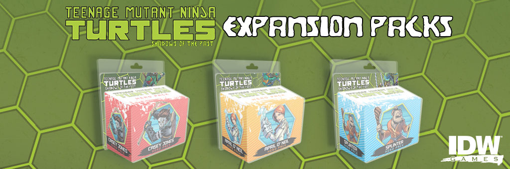 IDWGAM TMNT EXPANSION