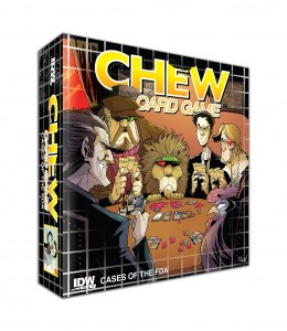 CHEW: CASES OF THE FDA DUE
