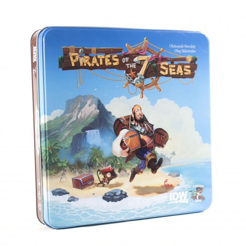 Pirates of The 7 Seas - IDW Games