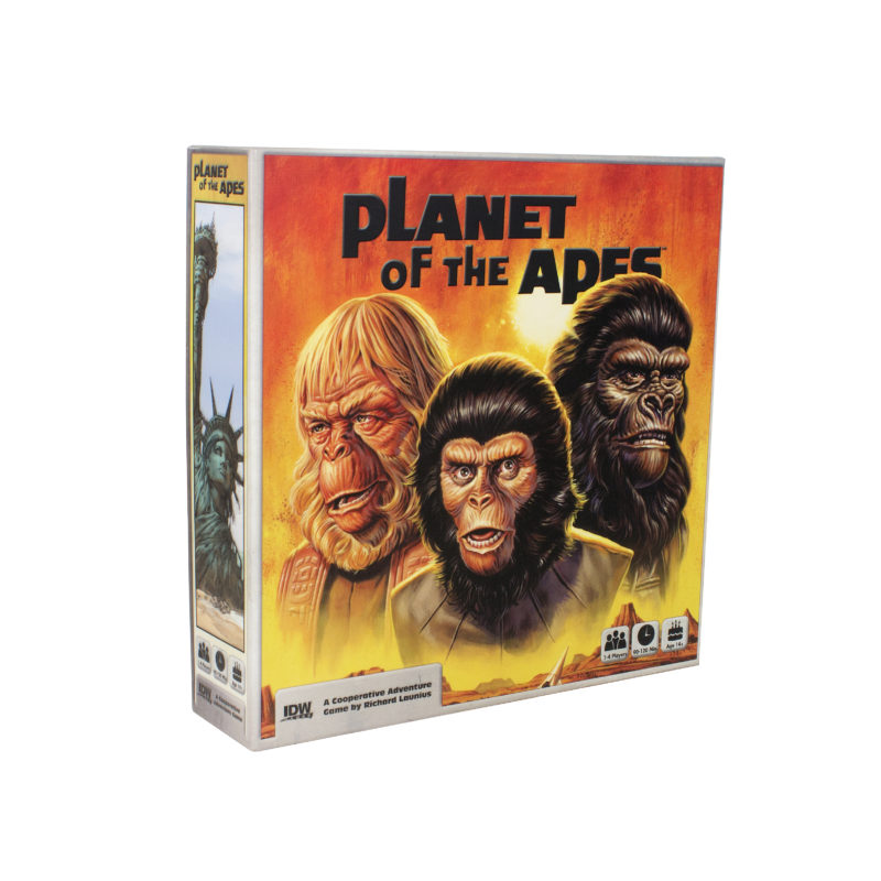 Planet of The Apes -  IDW Games